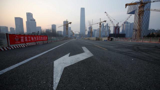 Dependência de petróleo externo na China atinge recorde de alta