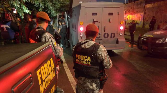 Exército mantém controle de acesso à  Vila do João após ataque