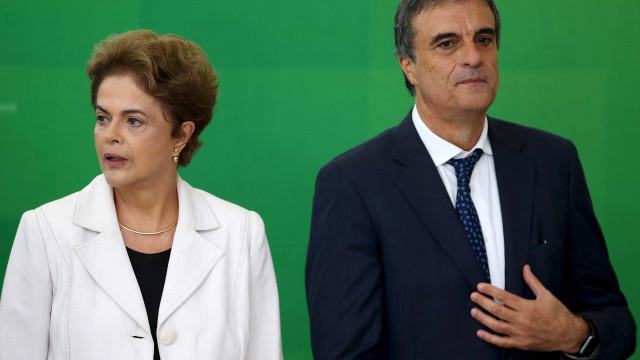 Cardozo acusa relator do impeachment agir com 'paixão partidária'