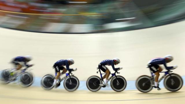 Sincronia: a perfeição dos ciclistas na Rio-2016
