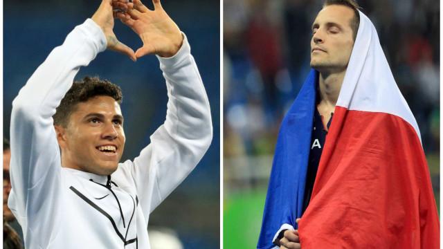 Thiago Braz e vice campeão do salto com vara não se falam há 1 ano