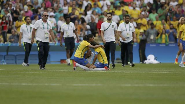 """Marta: """"Essa derrota não  pode tirar o brilho do trabalho"""""""