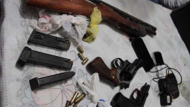 Armas apreendidas de bandidos poderão ser usadas pela Polícia