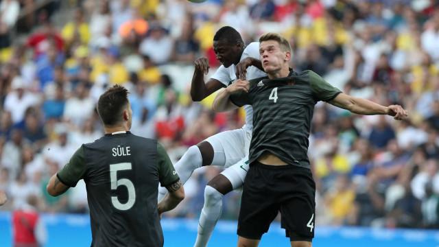 """Único alemão na Rio-2016 que  estava no 7 a 1 diz: """"Brasil é favorito"""""""