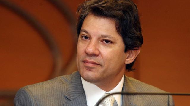 Haddad reitera que gestão será conhecida na campanha