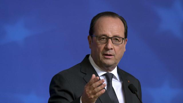 Em campanha por Paris-2024, presidente da França virá ao Rio