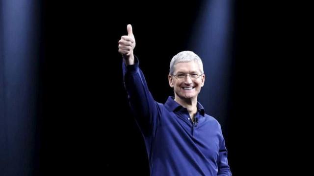 Tim Cook completa 5 anos como CEO da Apple