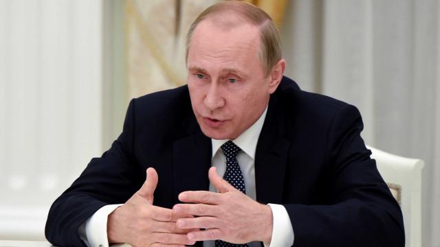 Putin fará 'Jogos alternativos' para atletas paralímpicos
