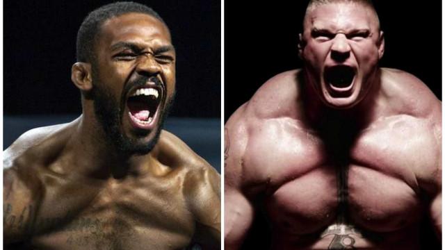 Jon Jones e Brock Lesnar podem ter penas diminuídas; entenda