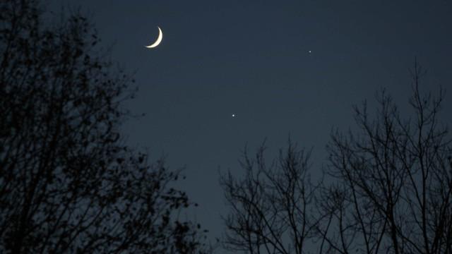 Vênus e Júpiter vão 'se beijar' neste sábado e  se despedir por 50 anos