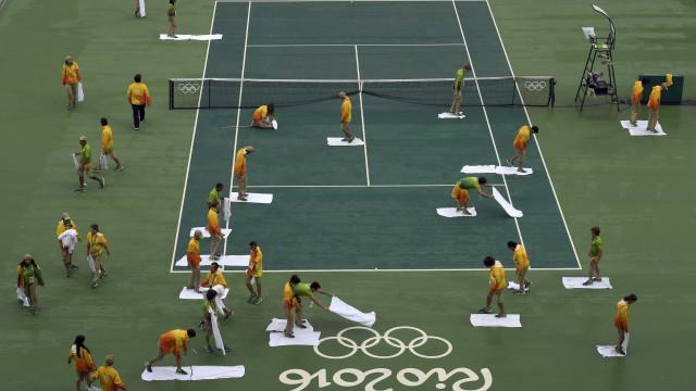 Erro do Comitê Rio-2016 provoca  confusão com ingressos do tênis