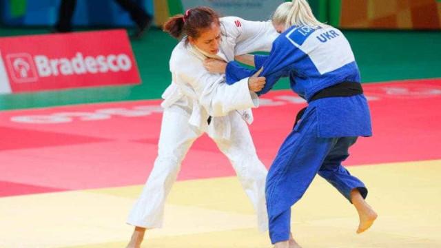 Prata em Londres, judoca de campanha premiada compete na Rio 2016