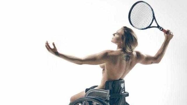 Atletas paralímpicos posam nus para provar: são normais e orgulhosos