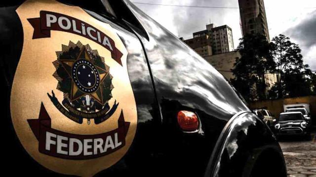 Operação da PF desarticula organização de tráfico de drogas