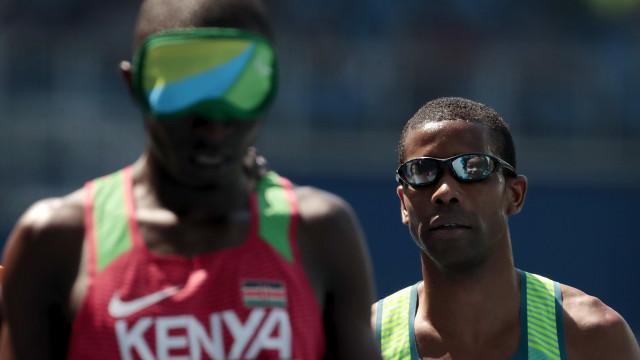 Odair Santos avança à final dos  1.500m na Paralimpíada do Rio
