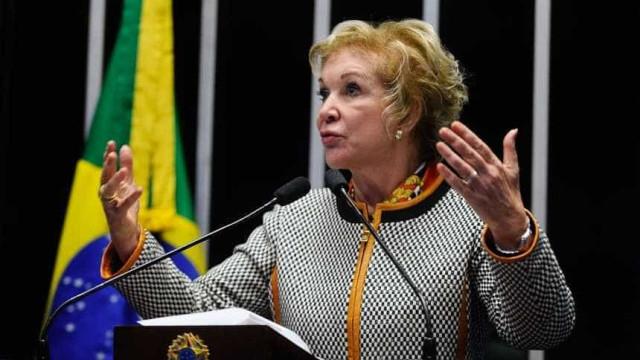 Marta Suplicy diz que guarda R$ 120 mil em casa