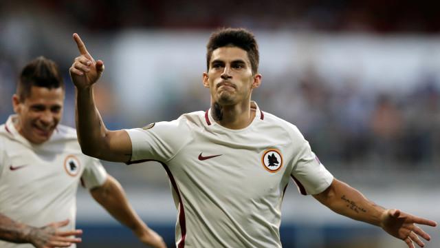 Roma estreia com empate na Liga Europa