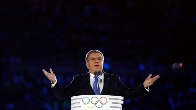 Presidente do COI, Bach não virá  ao encerramento da Paraolimpíada