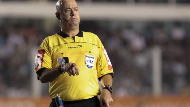 Heber Roberto pode ser suspenso por empurrar jogador do Palmeiras