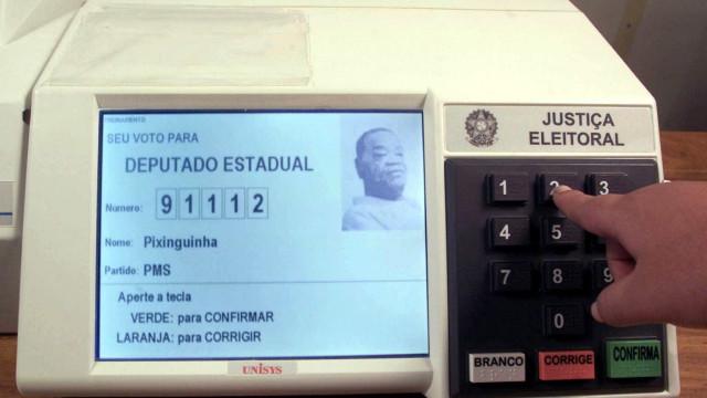 Em Florianópolis, sete candidatos concorrem à prefeitura