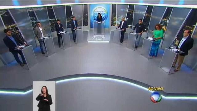 """""""Você é um bosta, um m****"""",  diz Bolsonaro a Molon"""