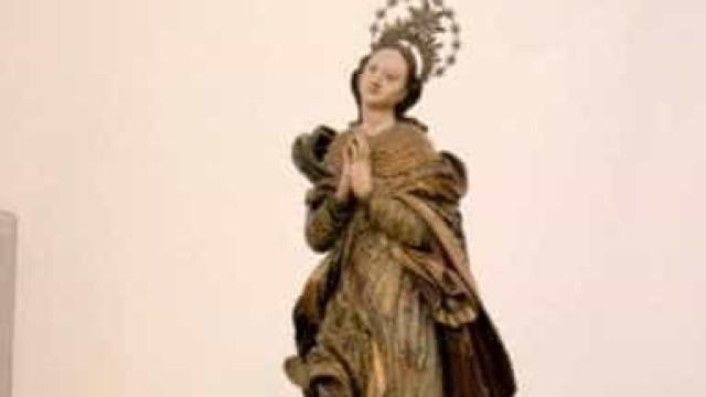 Imagem de Nossa Senhora da Conceição escapa do 2º incêndio