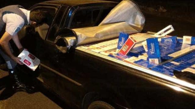 Homem é preso com 10 mil maços de cigarros ilegais em SP