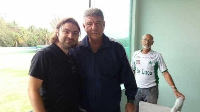 Joel Santana está perto de acertar com o Boavista, do Rio