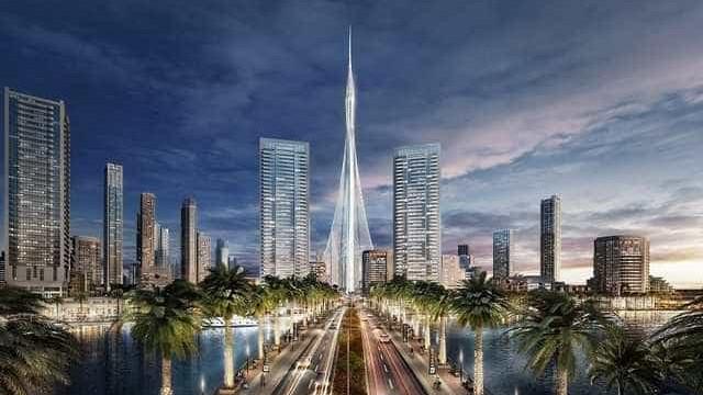 Dubai inicia obras de mais uma construção  mais alta do mundo