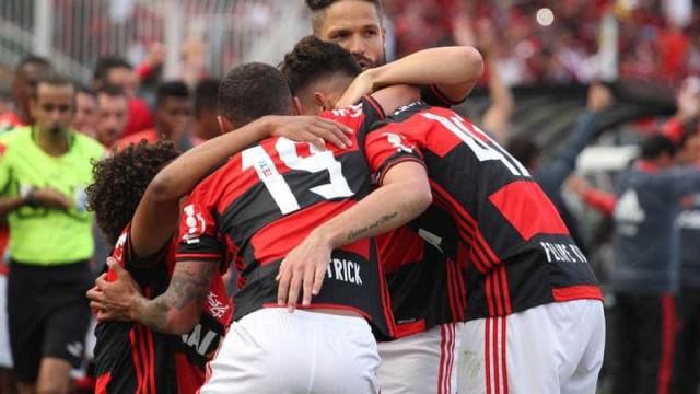 Mesmo sem casa, Flamengo bate seu próprio recorde como mandante
