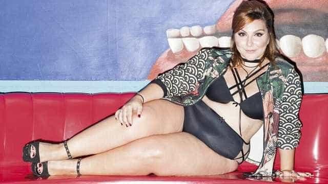 """Musa brasileira Plus Size sobre Playboy: """"Primeira gorda na revista"""""""