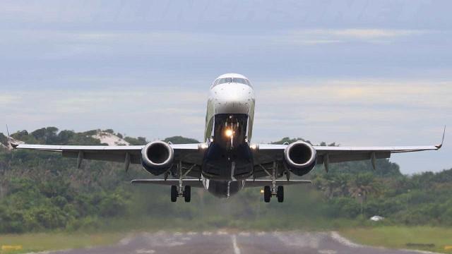Receita volta atrás e zera alíquota sobre aviões alugados na Irlanda