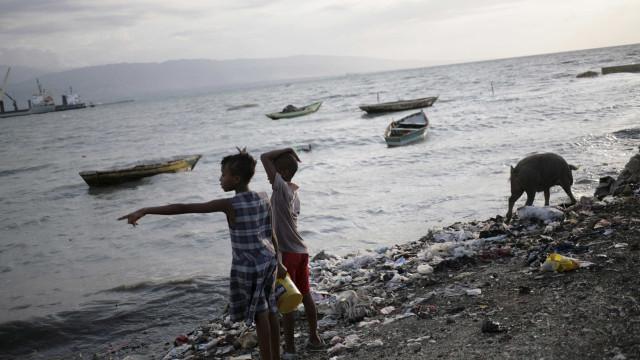 ONU: 90% das mortes em catástrofes  ocorrem em países pobres
