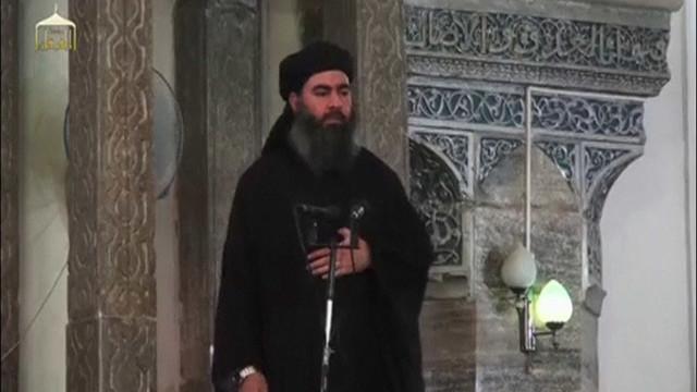 Líder do Estado Islâmico escapa de ataque aéreo por poucos minutos
