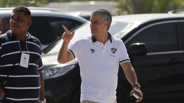 'Fluminense não tem nenhum prazer em  tentar anular jogos', diz Peter