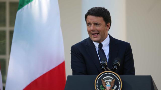 Itália lidera oposição a novas sanções contra a Rússia