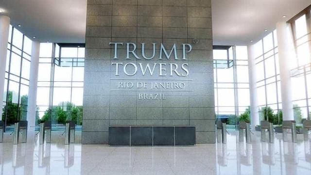 Negócio de Trump no Brasil  é alvo de apuração, diz procuradoria