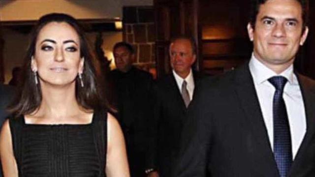 Mulher de Moro vai palestrar na ONU