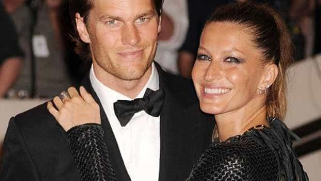 Gisele Bundchen pressiona marido Tom Brady para se aposentar