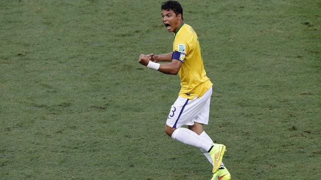 Thiago Silva lembra os 7 a 1 e diz que Brasil 'deu a volta por cima'