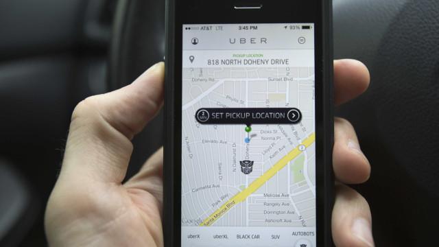 Motorista de Uber é vítima de sequestro relâmpago em Santos