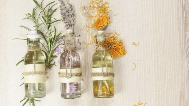 6 óleos essenciais milagrosos para a pele