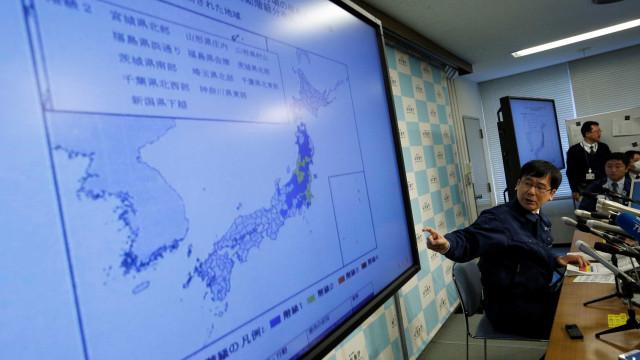 Alerta de tsunami preocupa população japonesa