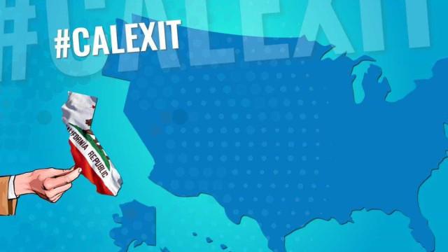 Movimento 'Sim Califórnia'  apresenta proposta de referendo