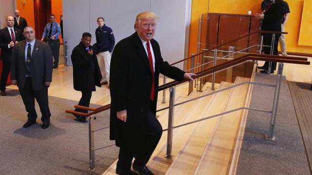 Declaração fiscal revela que Fundação Trump admitiu desvios de fundos