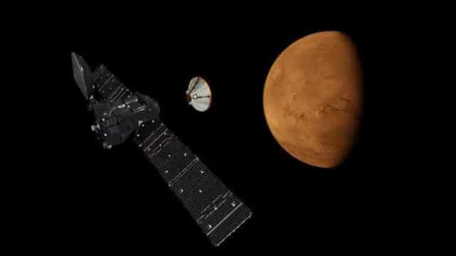 NASA descobre mar subterrâneo congelado em Marte