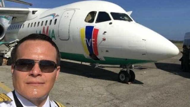 Piloto do avião da Chapecoense tinha mandado de prisão