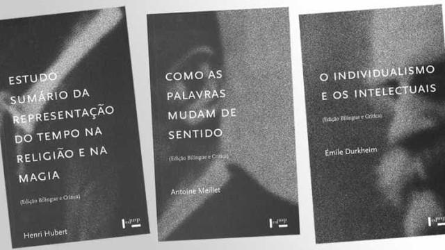 Edusp lança a Biblioteca Durkheiminiana