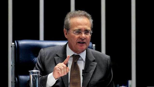 Renan segue calendário de votação da PEC do Teto