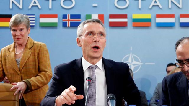 OTAN disposta a reforçar sua presença militar na Europa Oriental